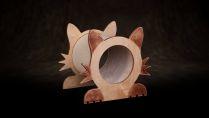 Drapak dla kota - Kot mały